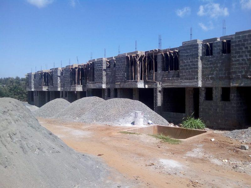 Tamirat construction progress
